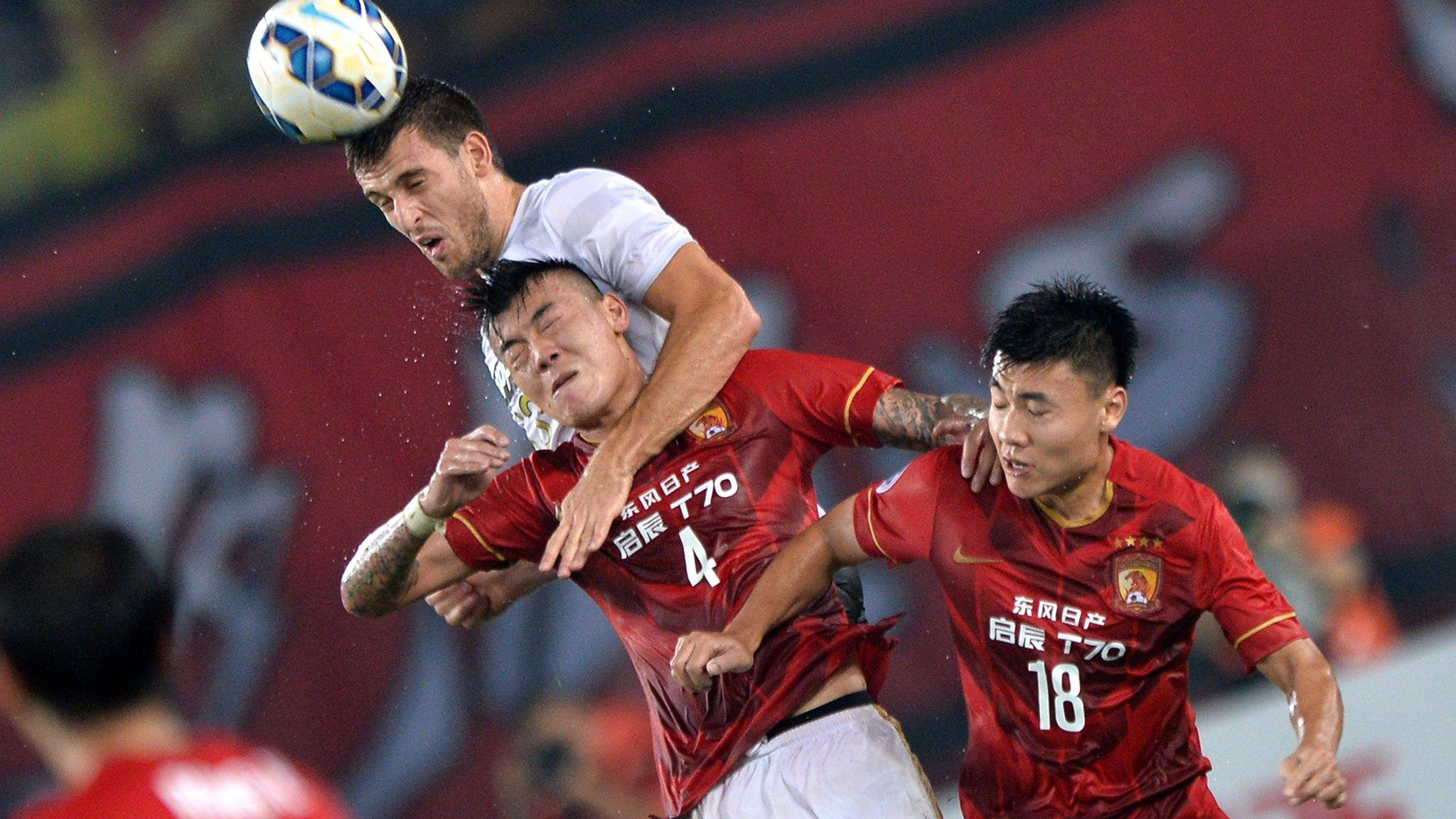 Guangzhou Evergrande eyes Asia's first football club listing ...