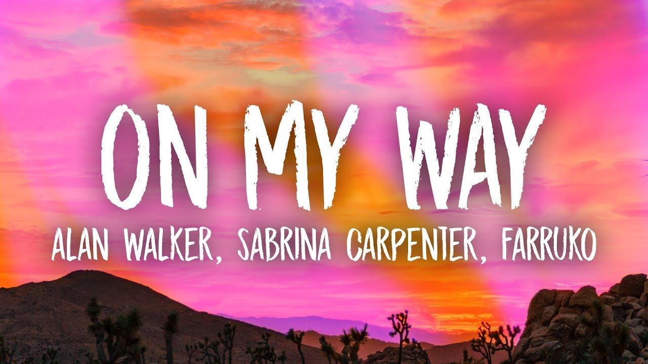 pubg x alan walker on my way