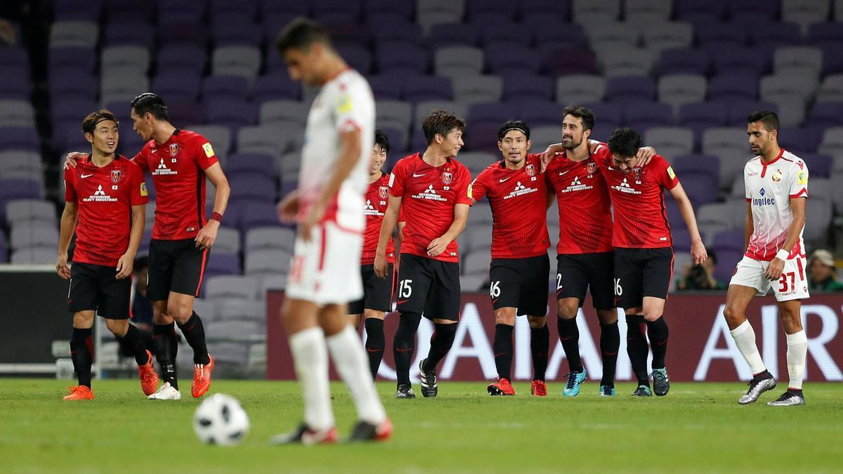 Urawa Red Diamonds clinch fifth place in Fifa Club World Cup - The ...