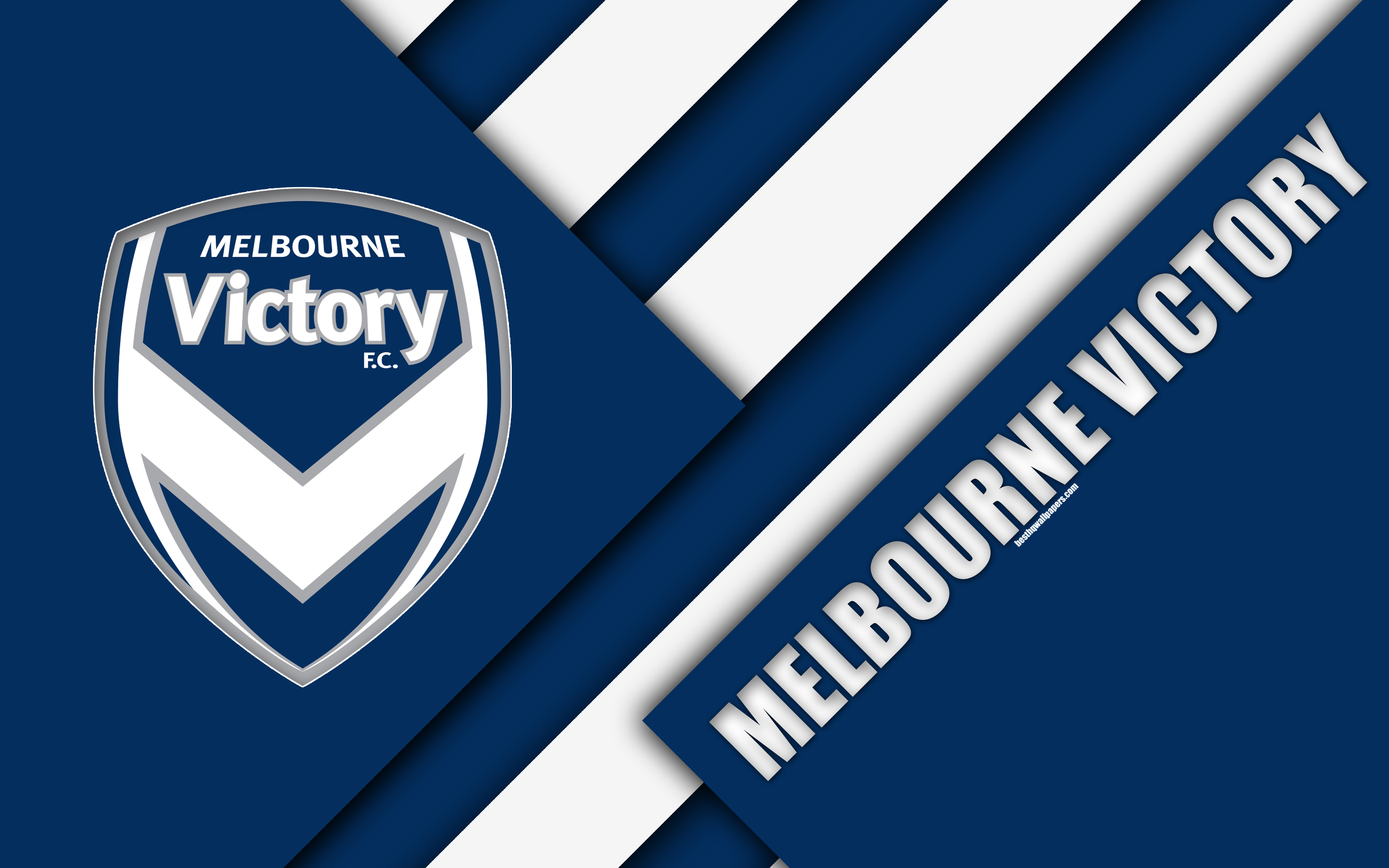 Melbourne Victory FC 4k Ultra HD Wallpaper | Background Image ...