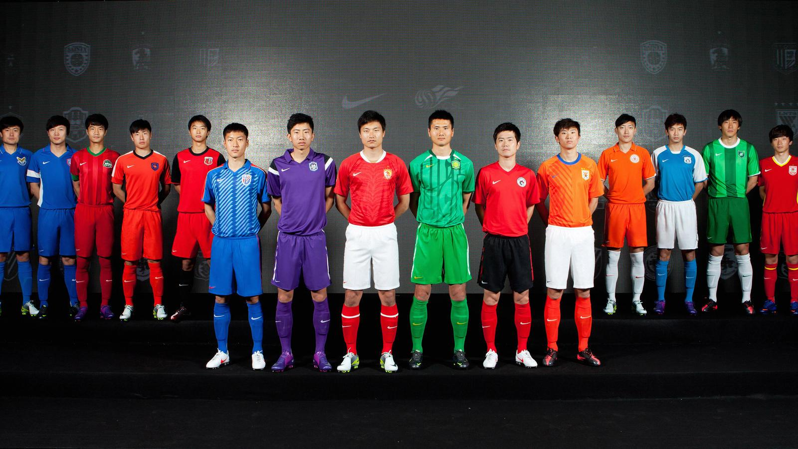 Chinese Soccer League Teams Related Keywords & Suggestions