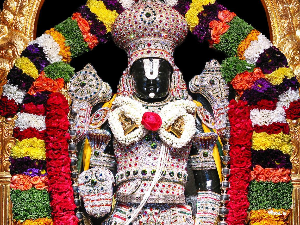 Lord Tirupati Wallpapers Wallpaper Cave