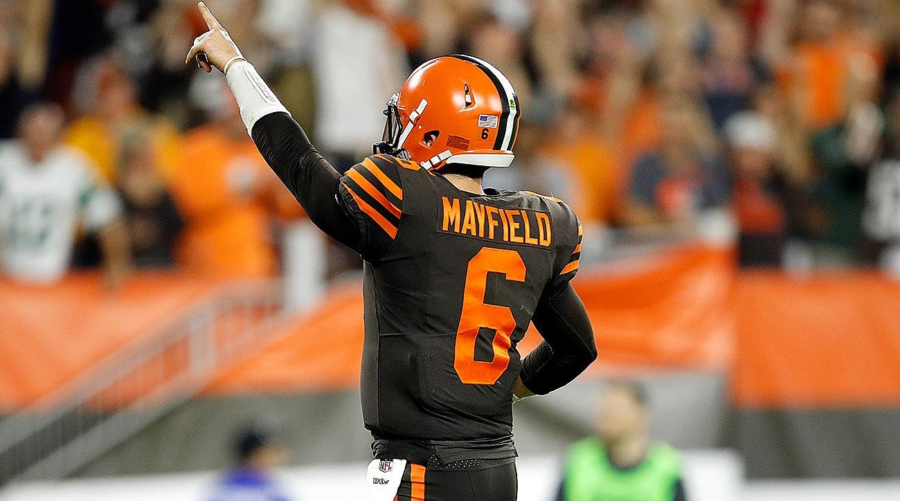huge selection of 6d90a 24ec1 Cleveland Browns Baker Mayfield Wallpapers - Wallpaper Cave
