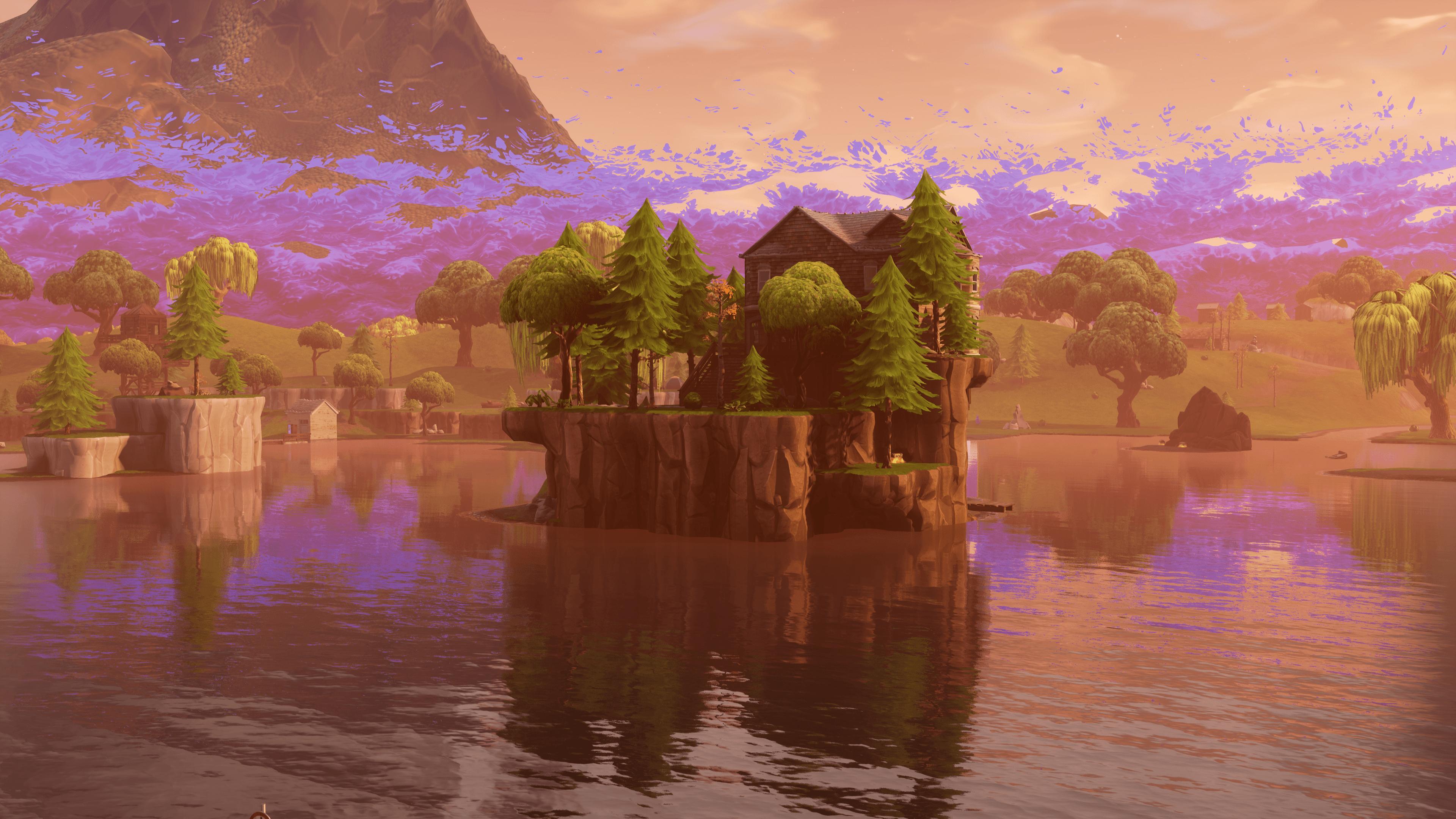 Loot Lake 4k Mp4