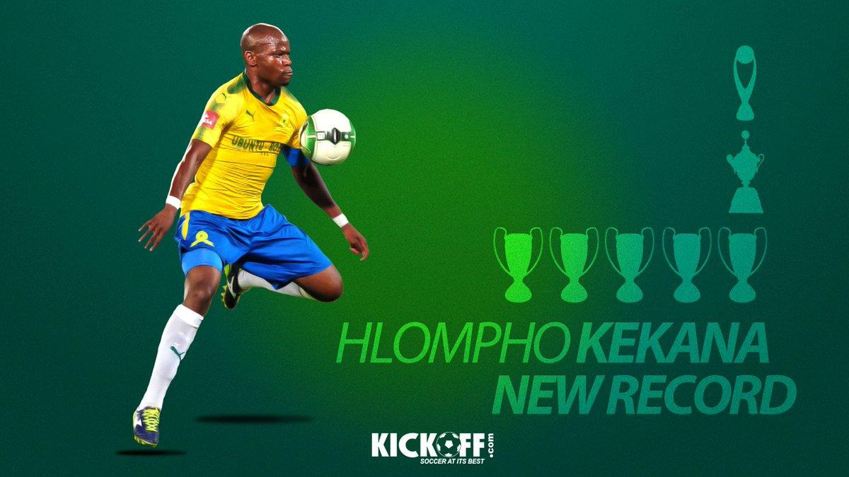 Kick Off on Twitter: Hlompho Kekana, the only player in the PSL to