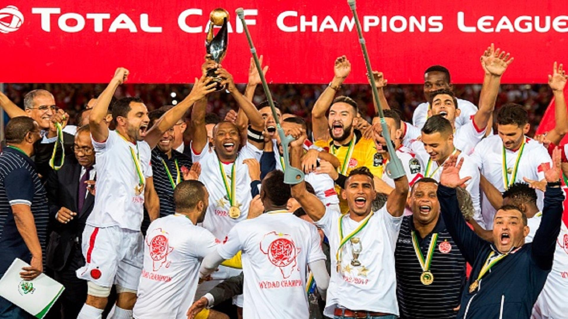 When is the Caf Champions League draw and how can I watch it?