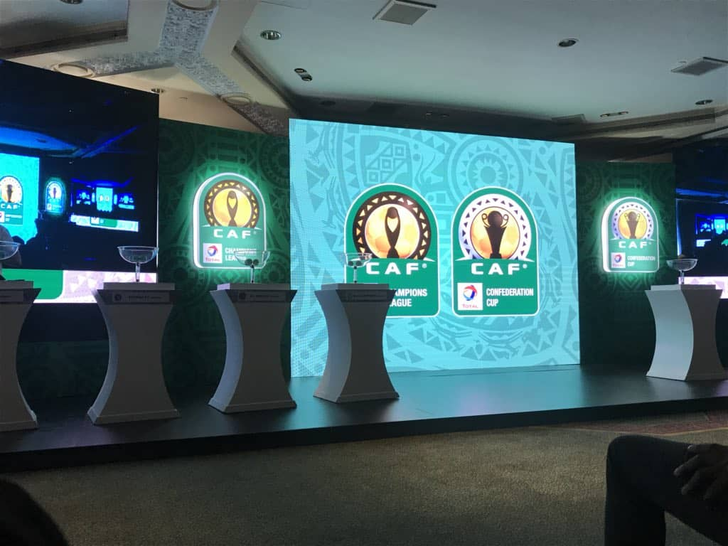 Tough 2018/2019 CAF Champions League Group Phase after Draws