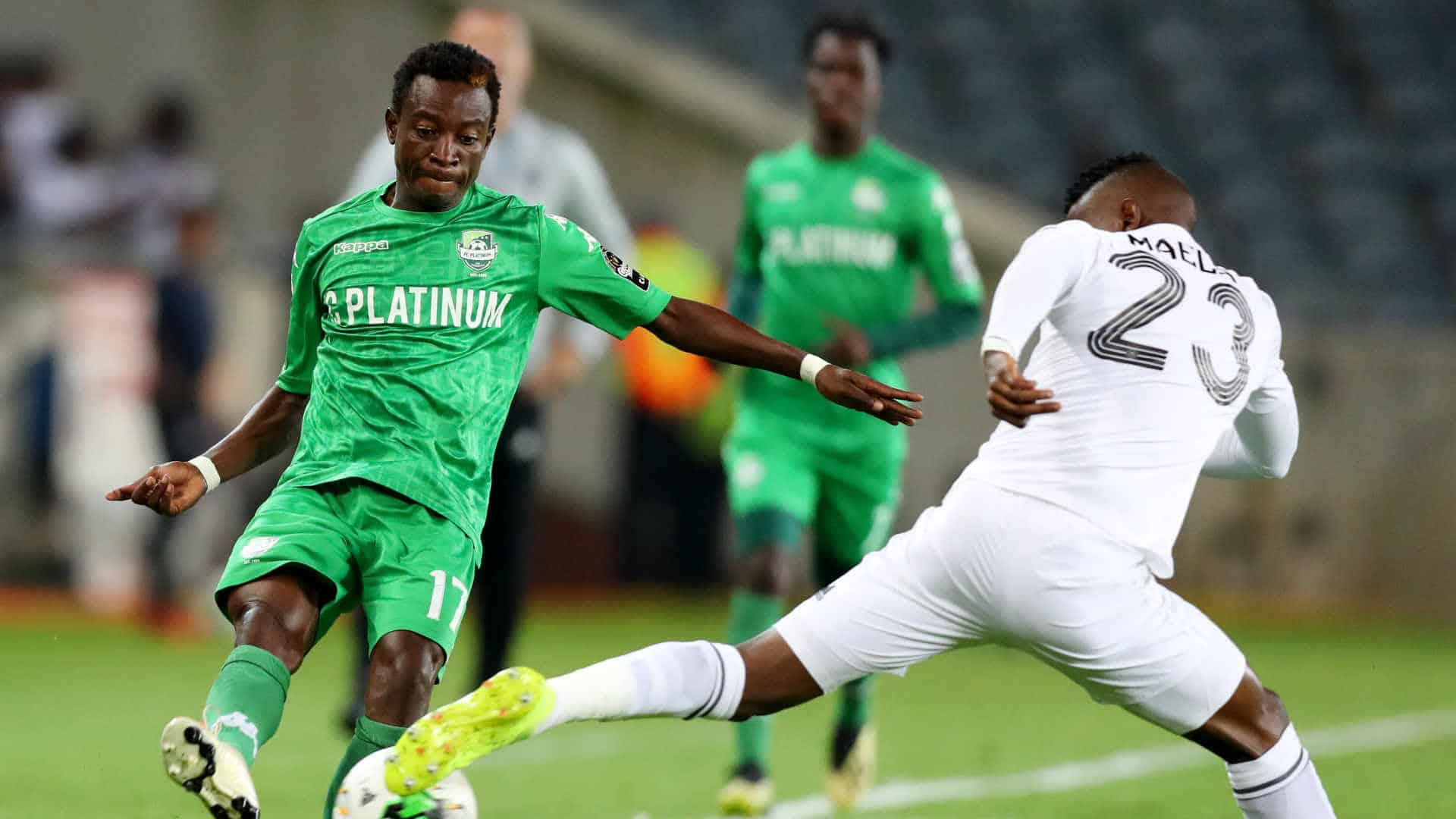 CAF Champions League: Orlando Pirates come from behind to rescue a point