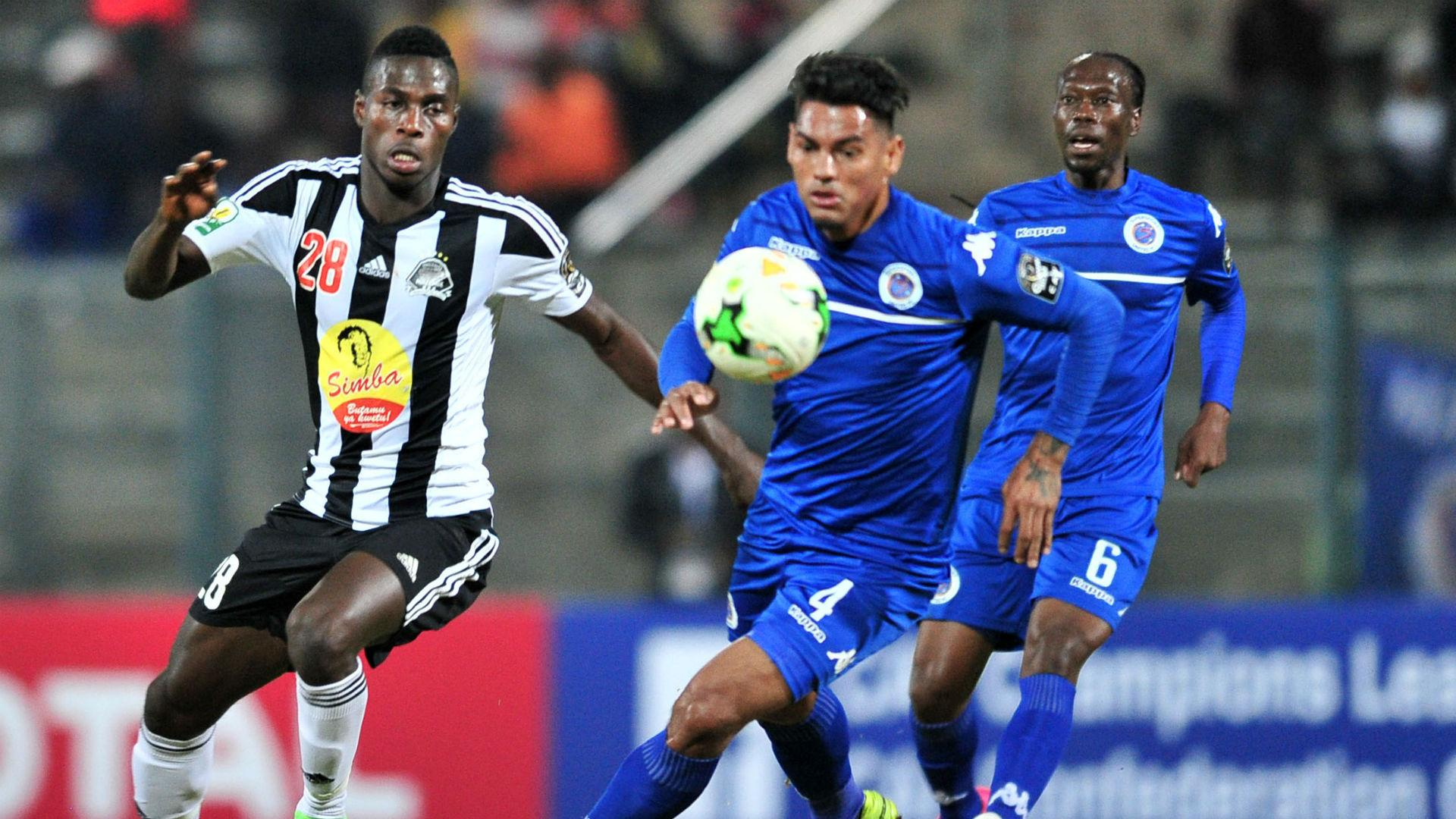 LIVE: TP Mazembe v SuperSport United | Soccer | Sporting News