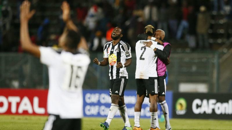 Snap shots of CAF CL & Confederation Cup: TP Mazembe and Ismaily ...