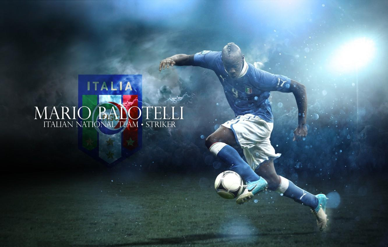 Wallpapers wallpaper, sport, Italy, football, player, Mario Balotelli