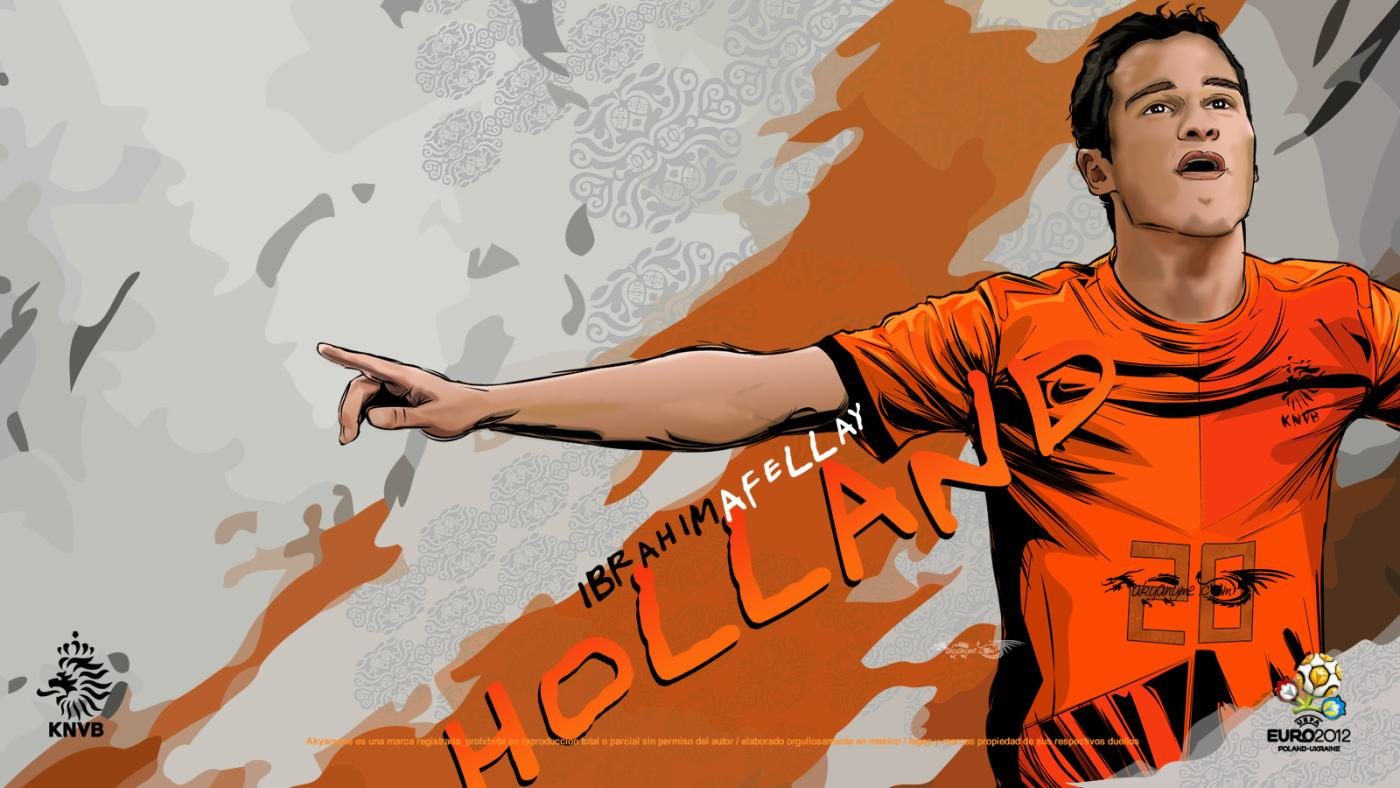 Netherlands National Football Team Zoom Background 4