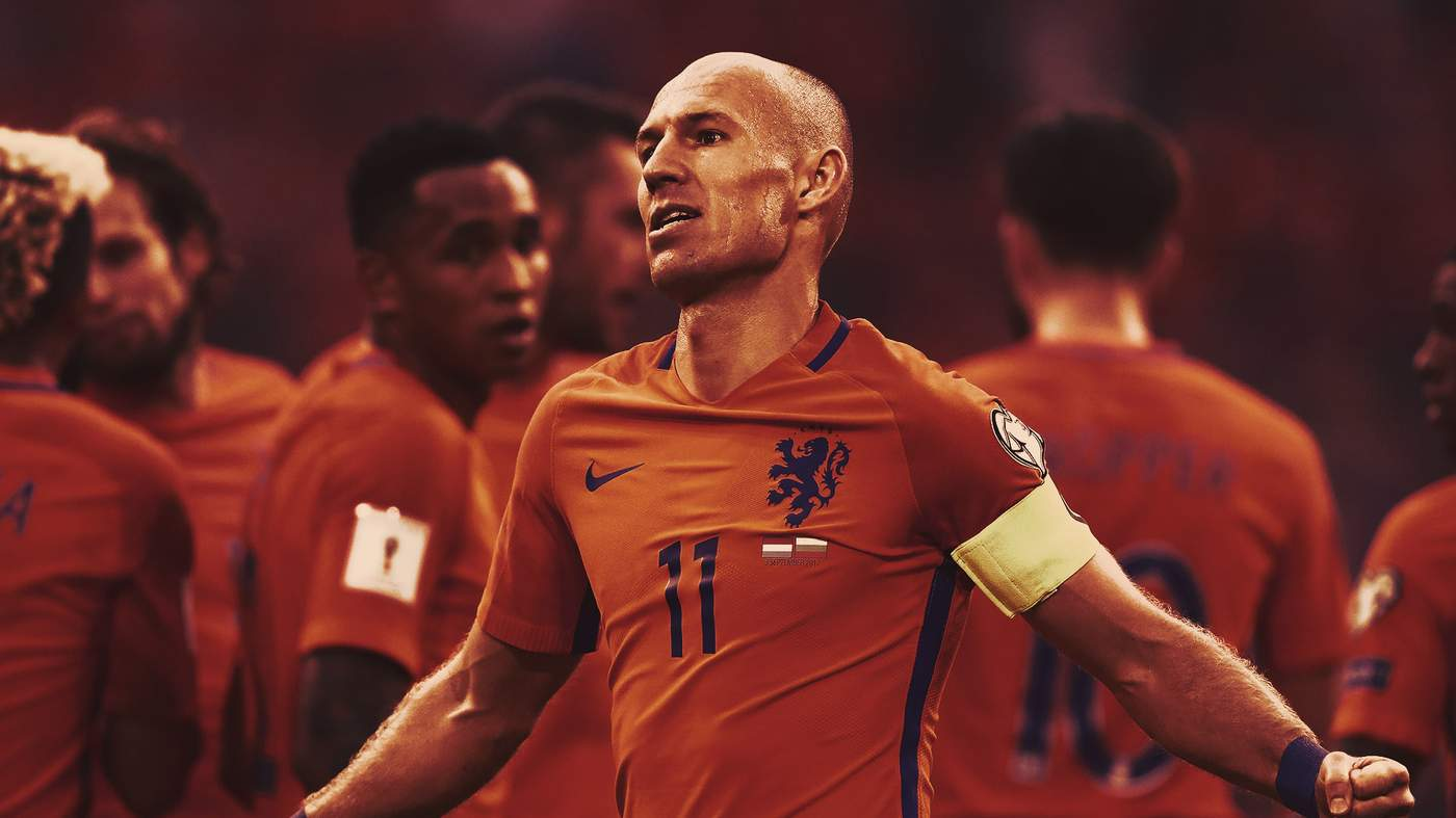 Netherlands National Football Team Background 8