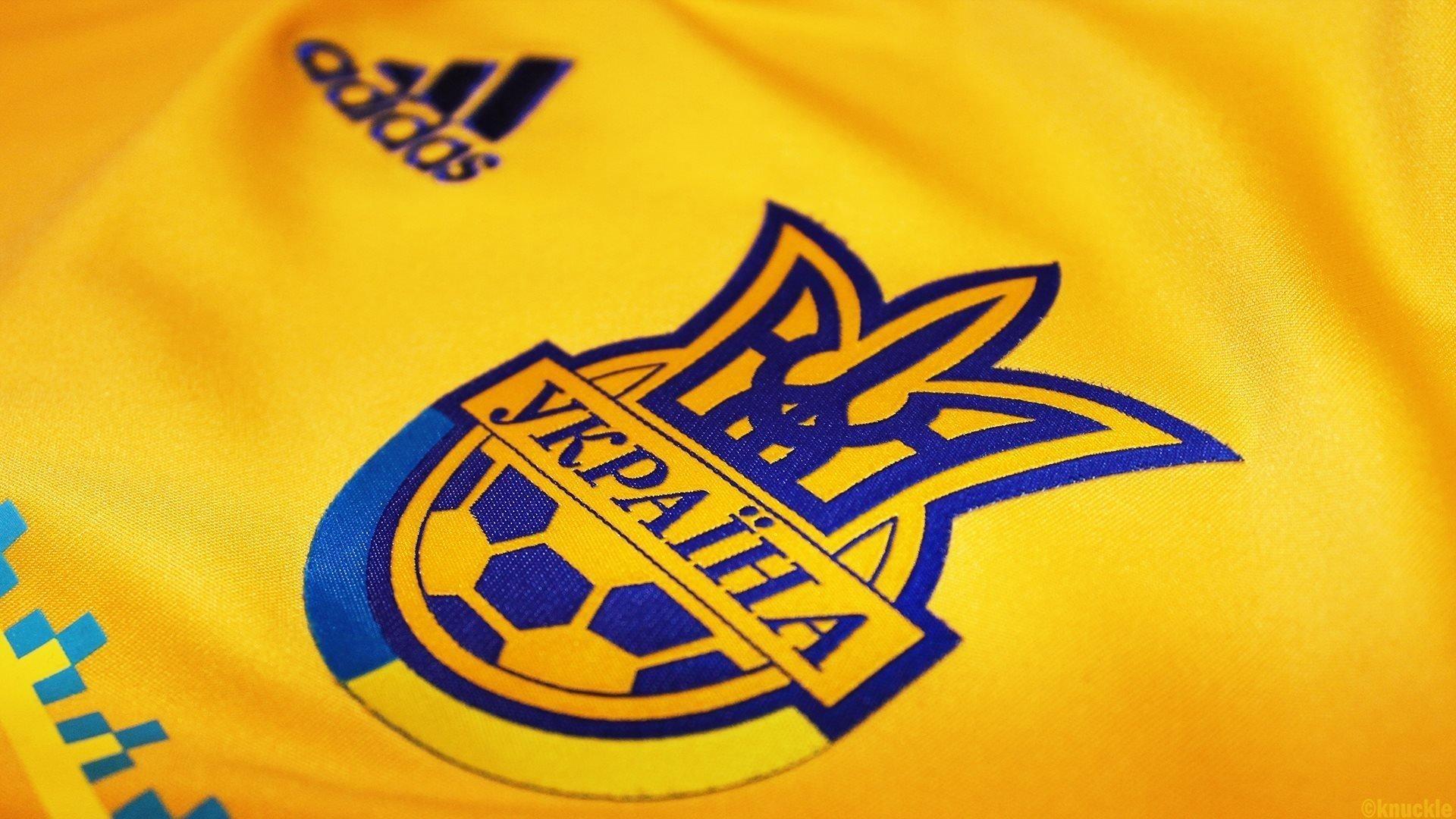 Ukraine National Football Team Zoom Background 3