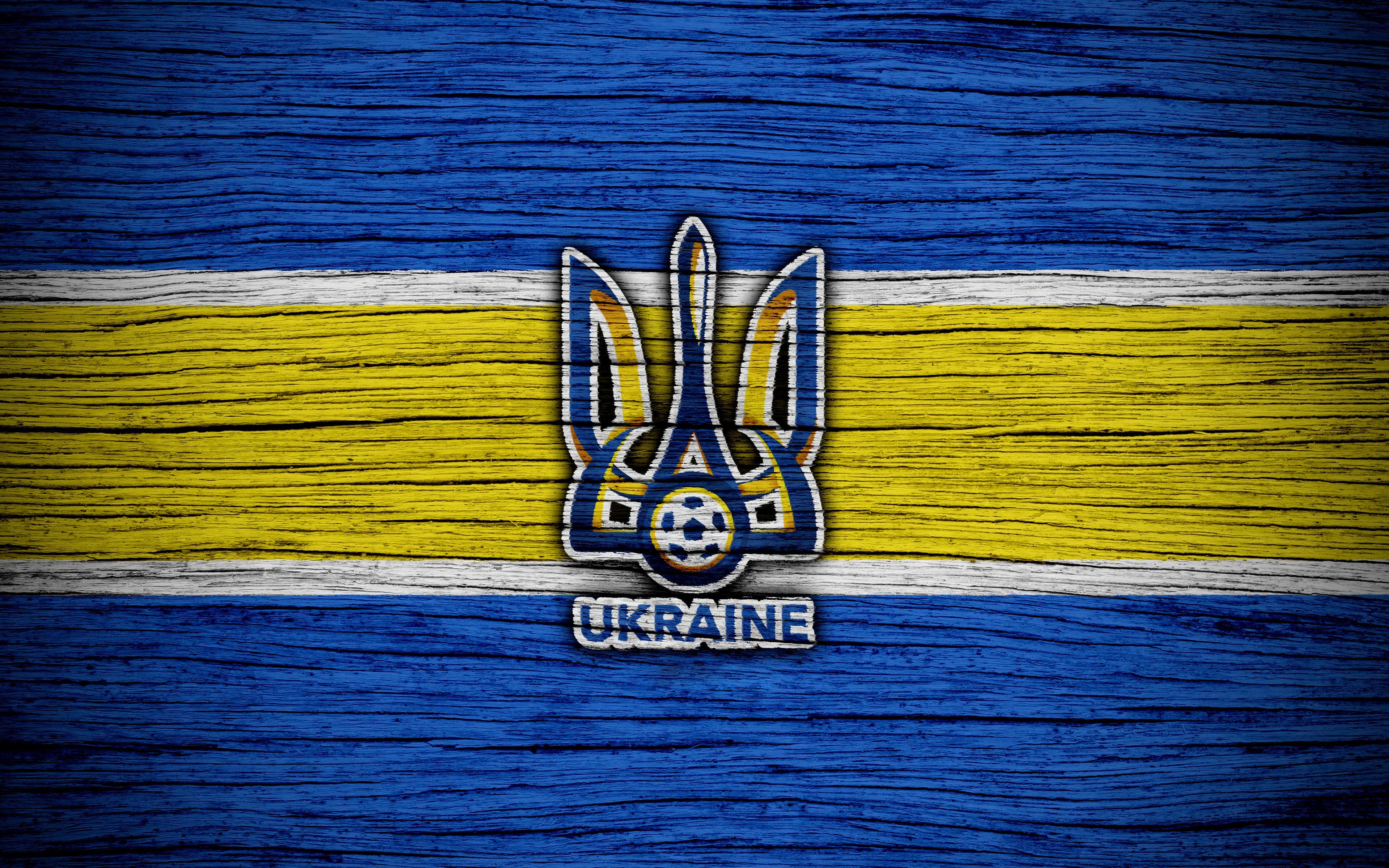 Ukraine National Football Team Zoom Background 5