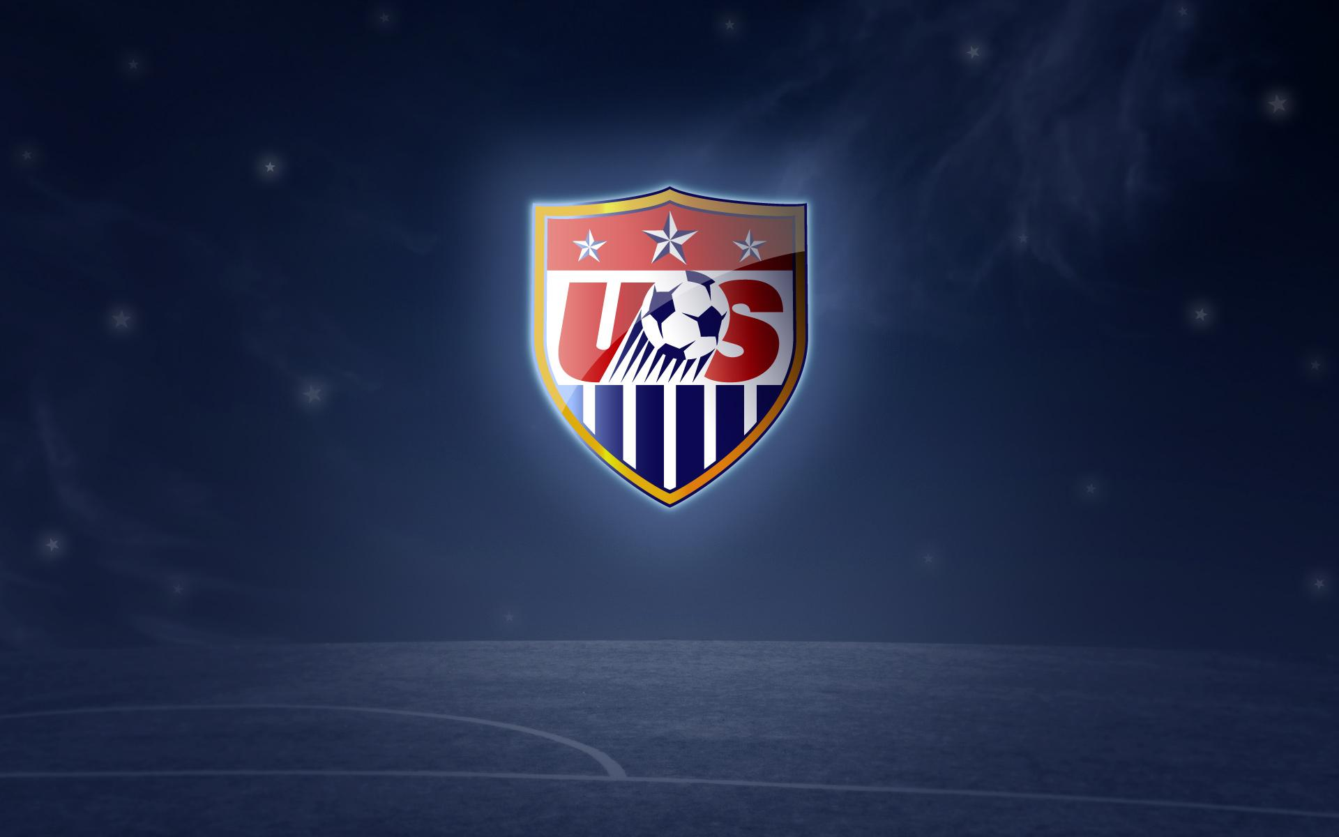 United Sates National Football Team Zoom Background 2