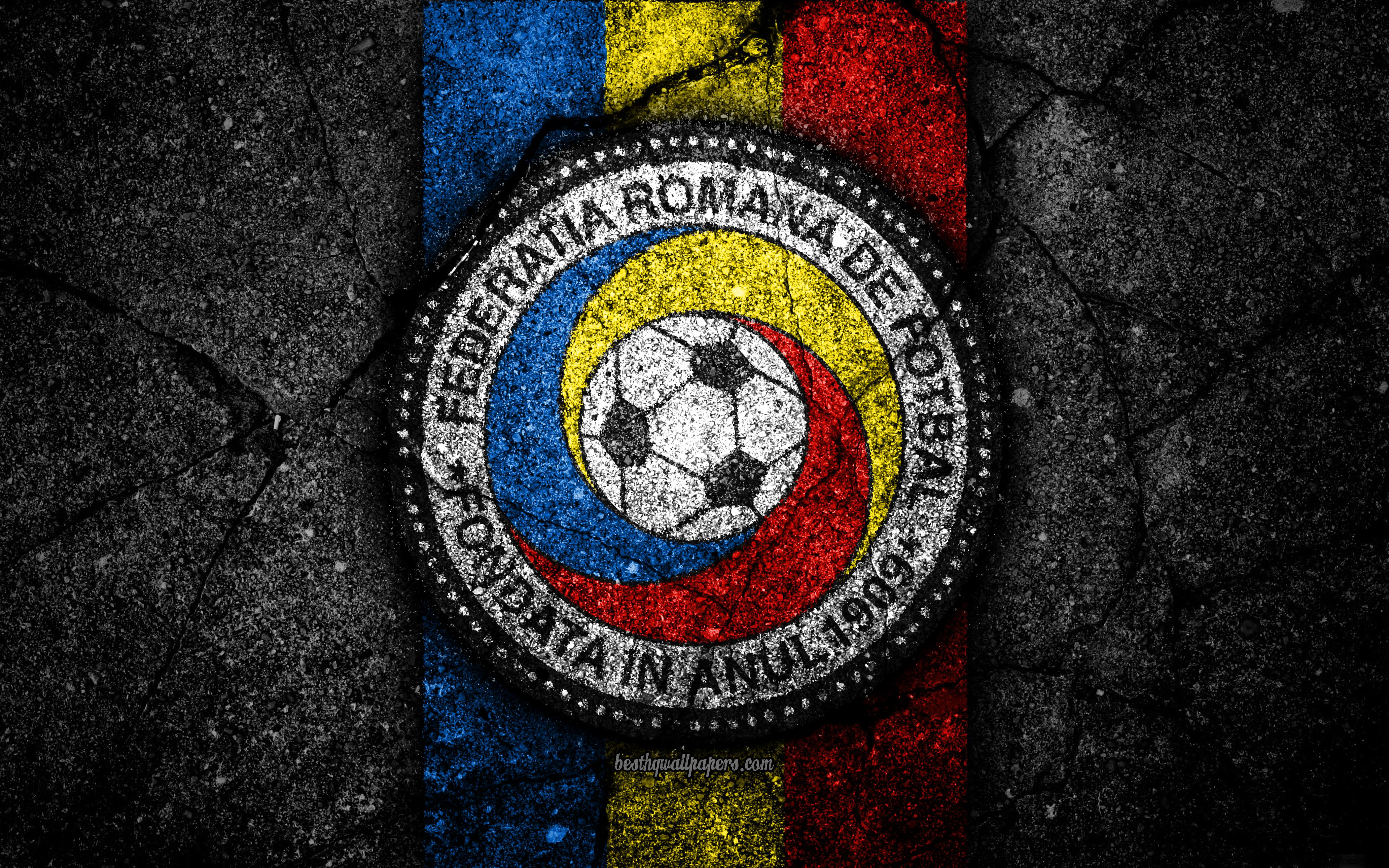 Romania National Football Team Zoom Backgrounds 2
