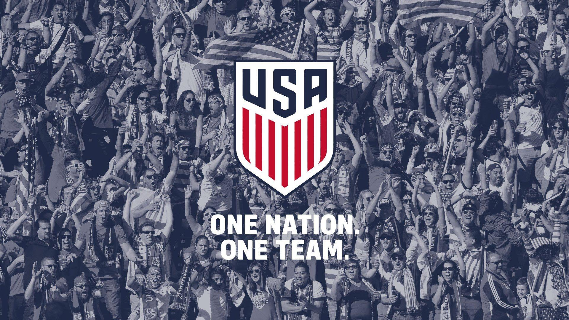 United States National Soccer Team Zoom Background 5