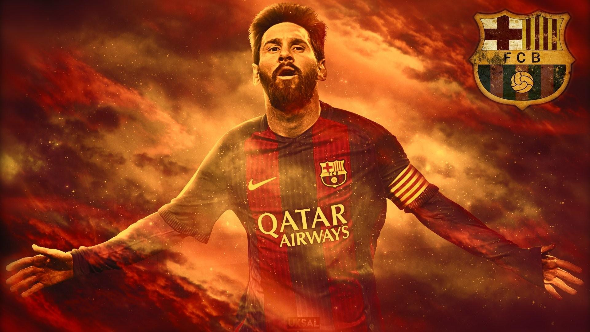 Lionel Messi Barcelona Wallpaper HD | 2019 Football Wallpaper
