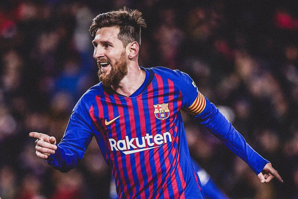 Messi HD 2019 wallpaper