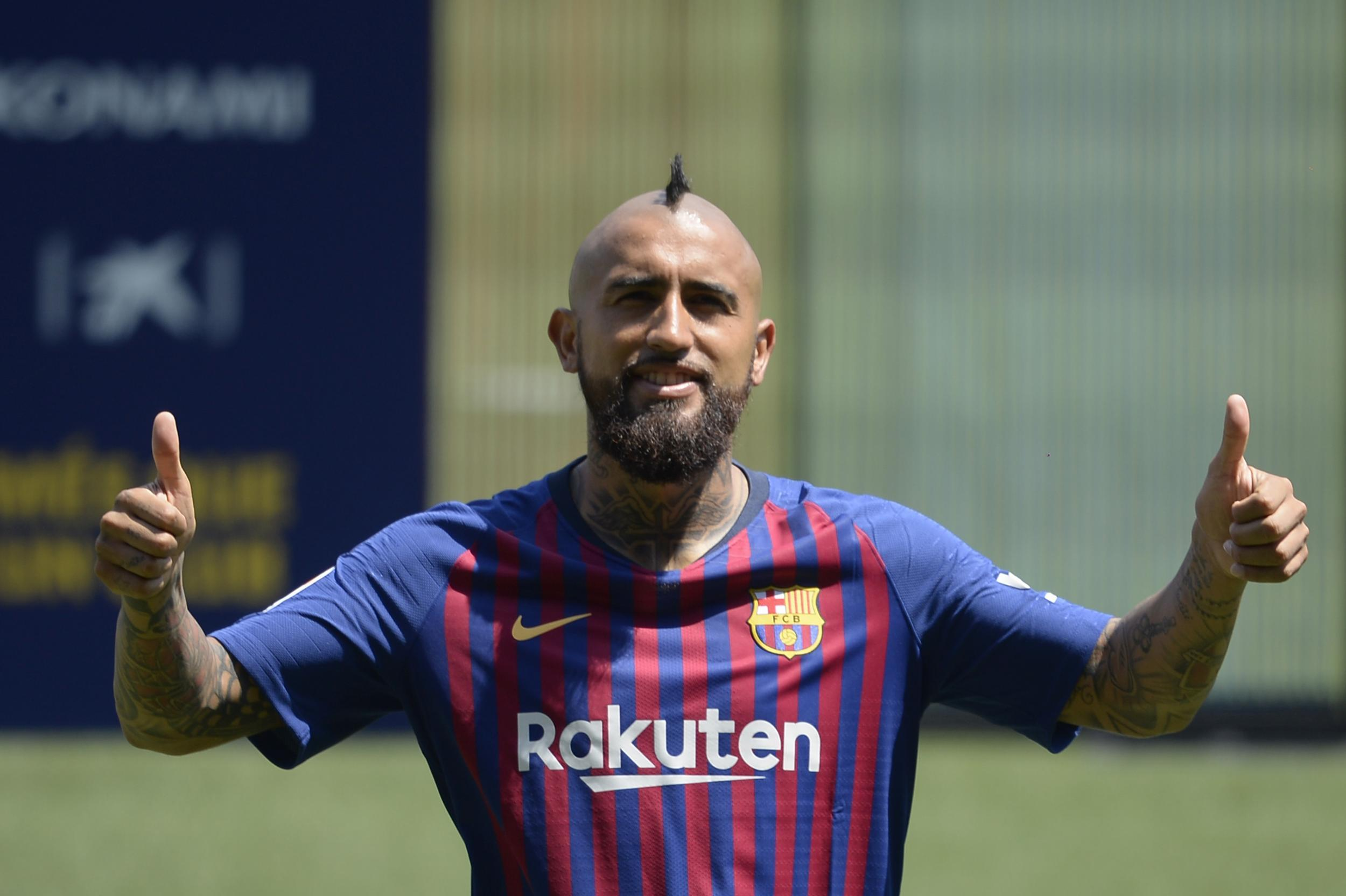 Barcelona news: Arturo Vidal transfer may confirm a change of style
