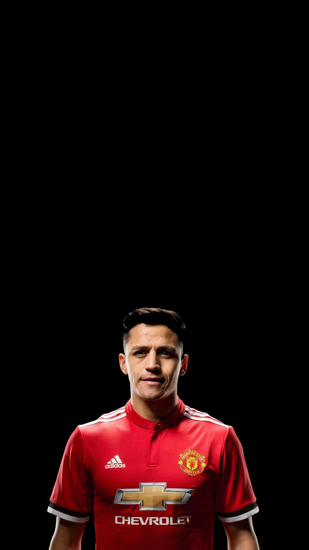 Alexis Sánchez Manchester United Wallpapers Wallpaper Cave