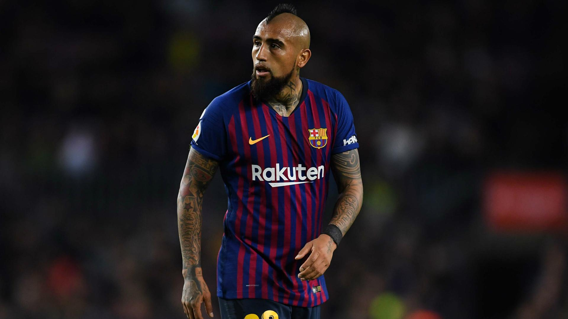 Vidal admits being annoyed with Barcelona role