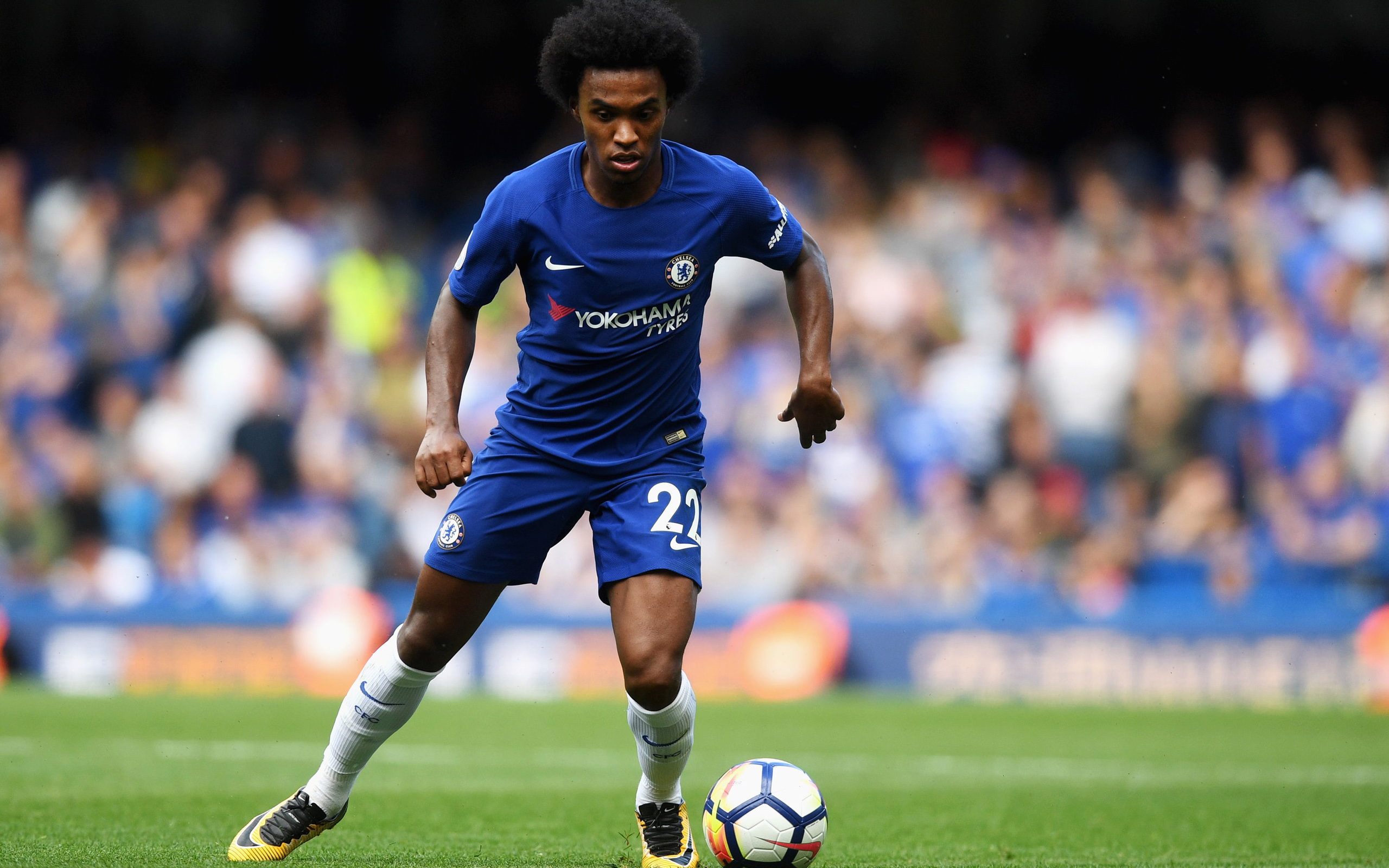 Willian Chelsea Wallpapers