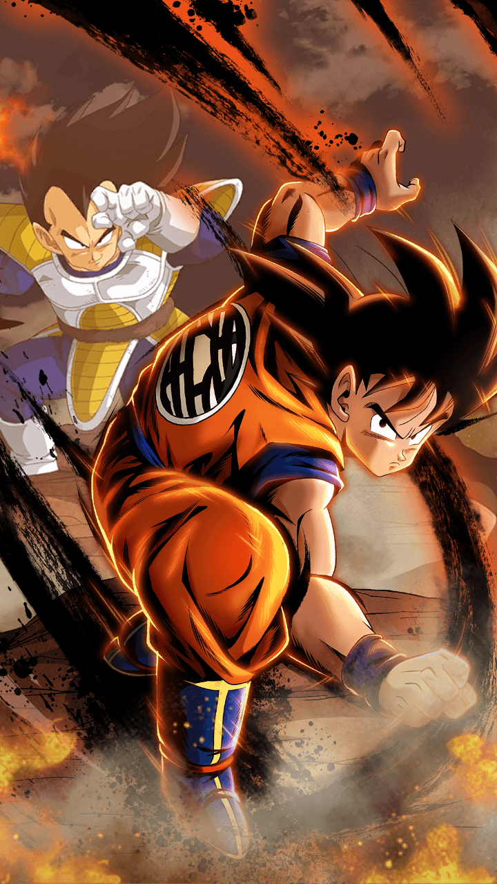 Dragon Ball Legends Wallpapers Wallpaper Cave