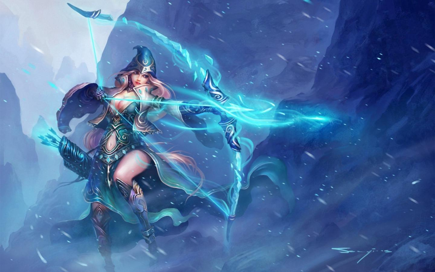 Ashe Wallpapers Wallpaper Cave