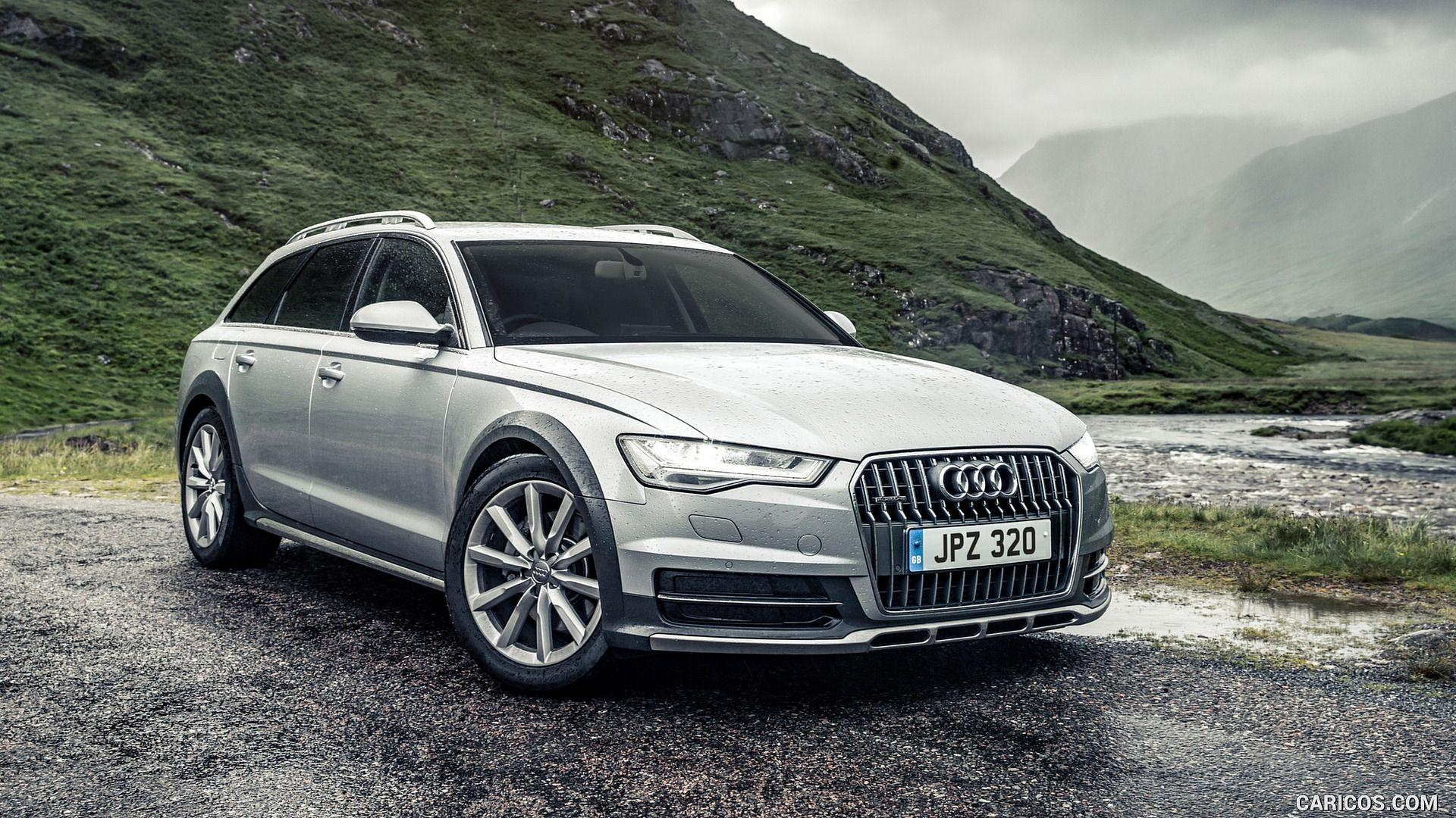 2016 Audi A6 allroad (UK-Spec) Wallpaper | voitures | Pinterest ...