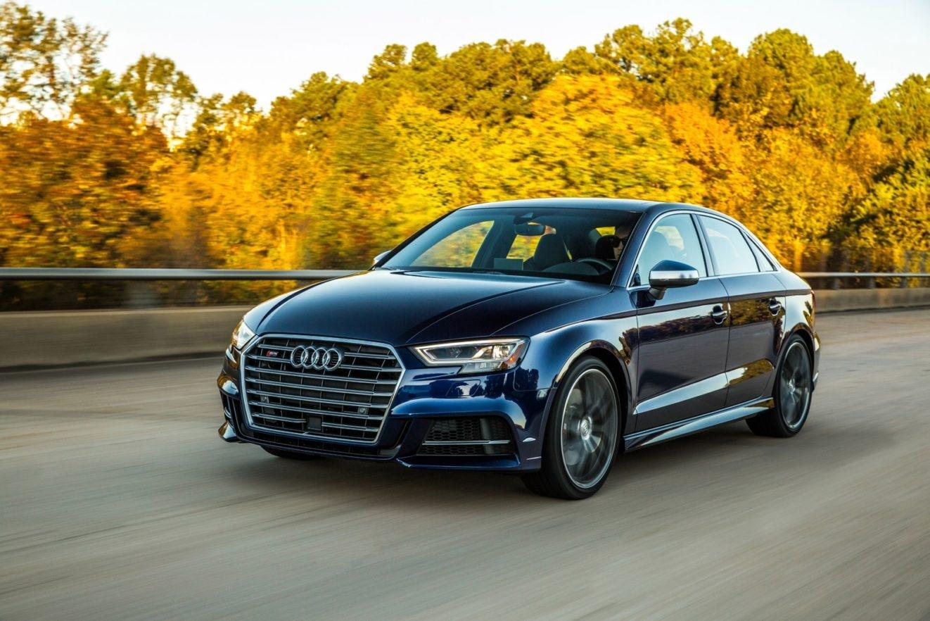 2019 Audi A3 Coupe New Design High Resolution Wallpapers