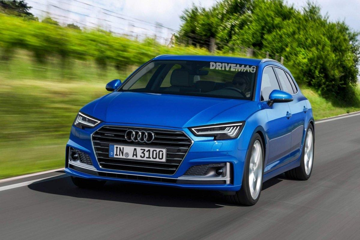 New 2019 Audi A3 Coupe Engine Wallpapers