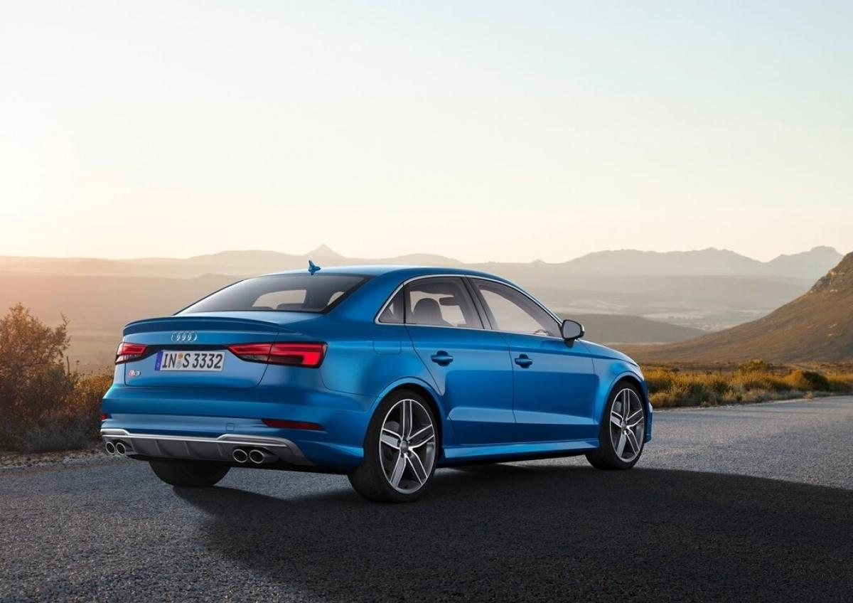 2019 Audi A3 Coupe HD Wallpapers