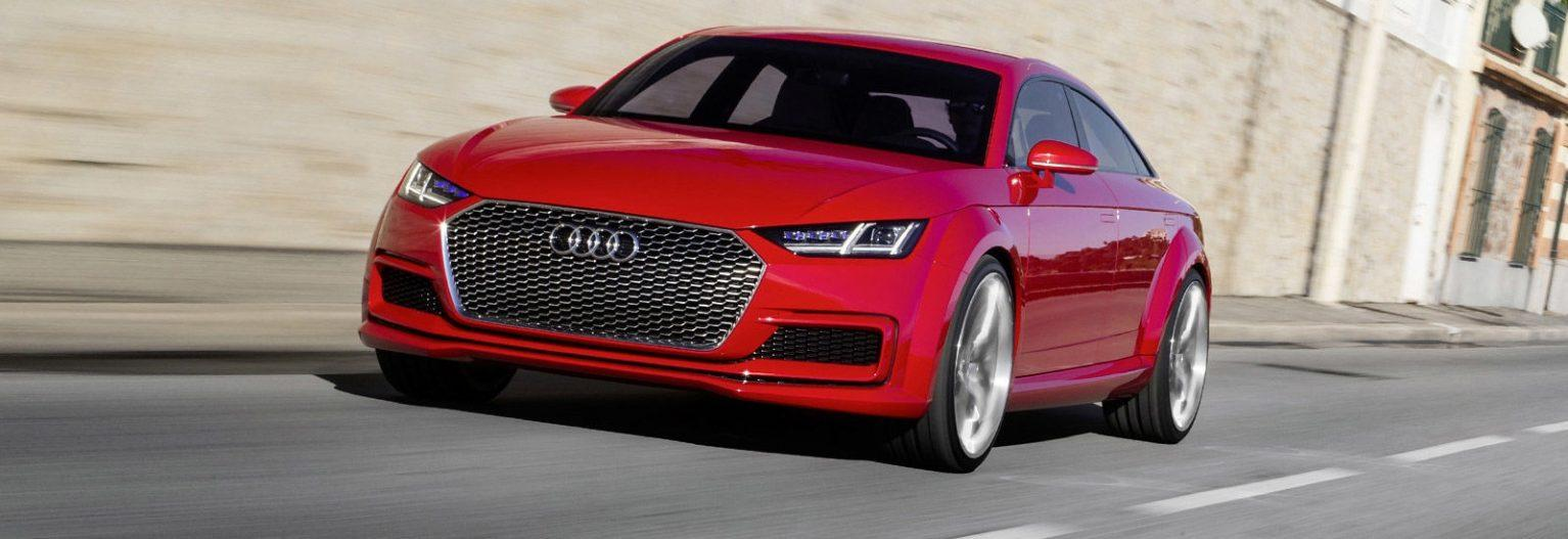 2019 Audi A3 Coupe Exterior High Resolution Wallpapers