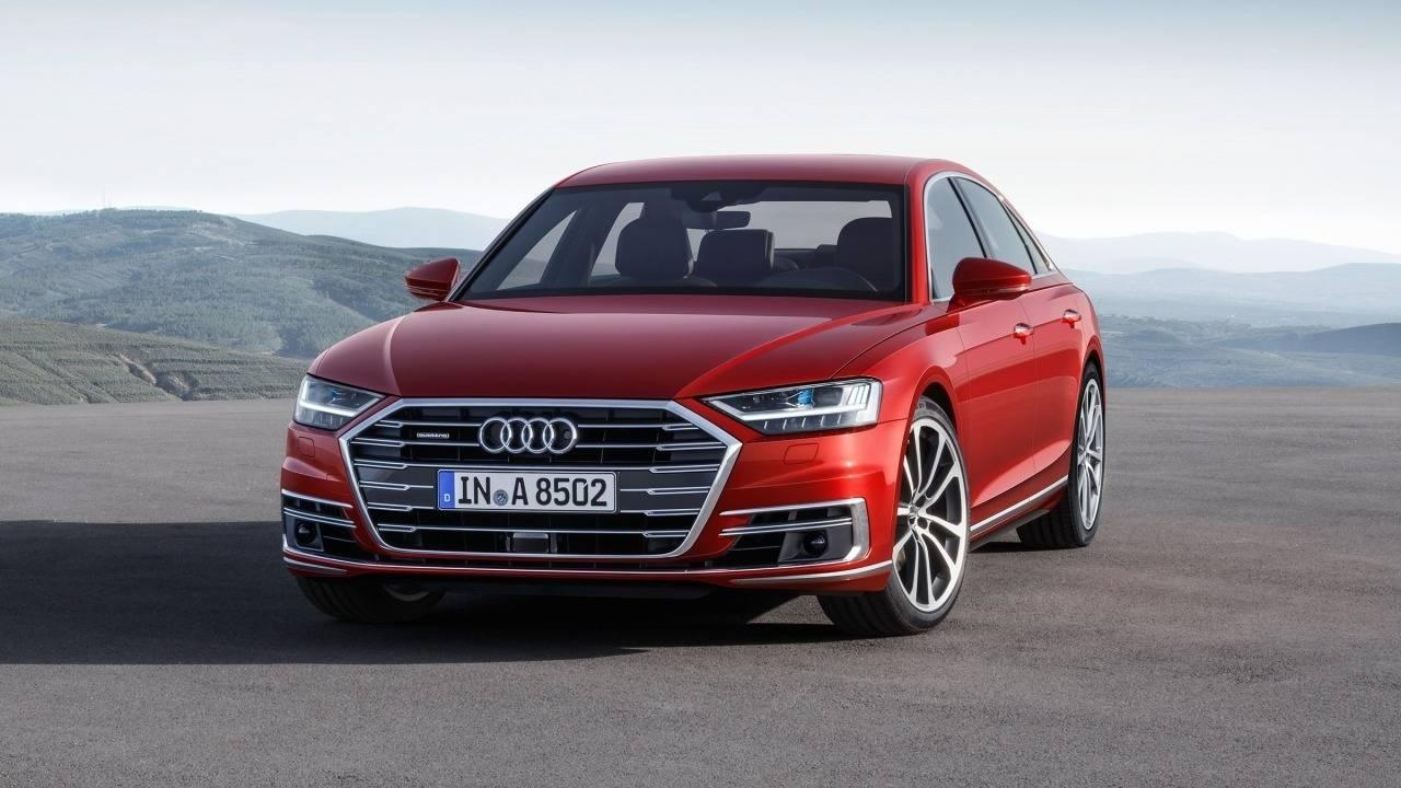 2019 Audi A3 Coupe Tail Light Wallpapers