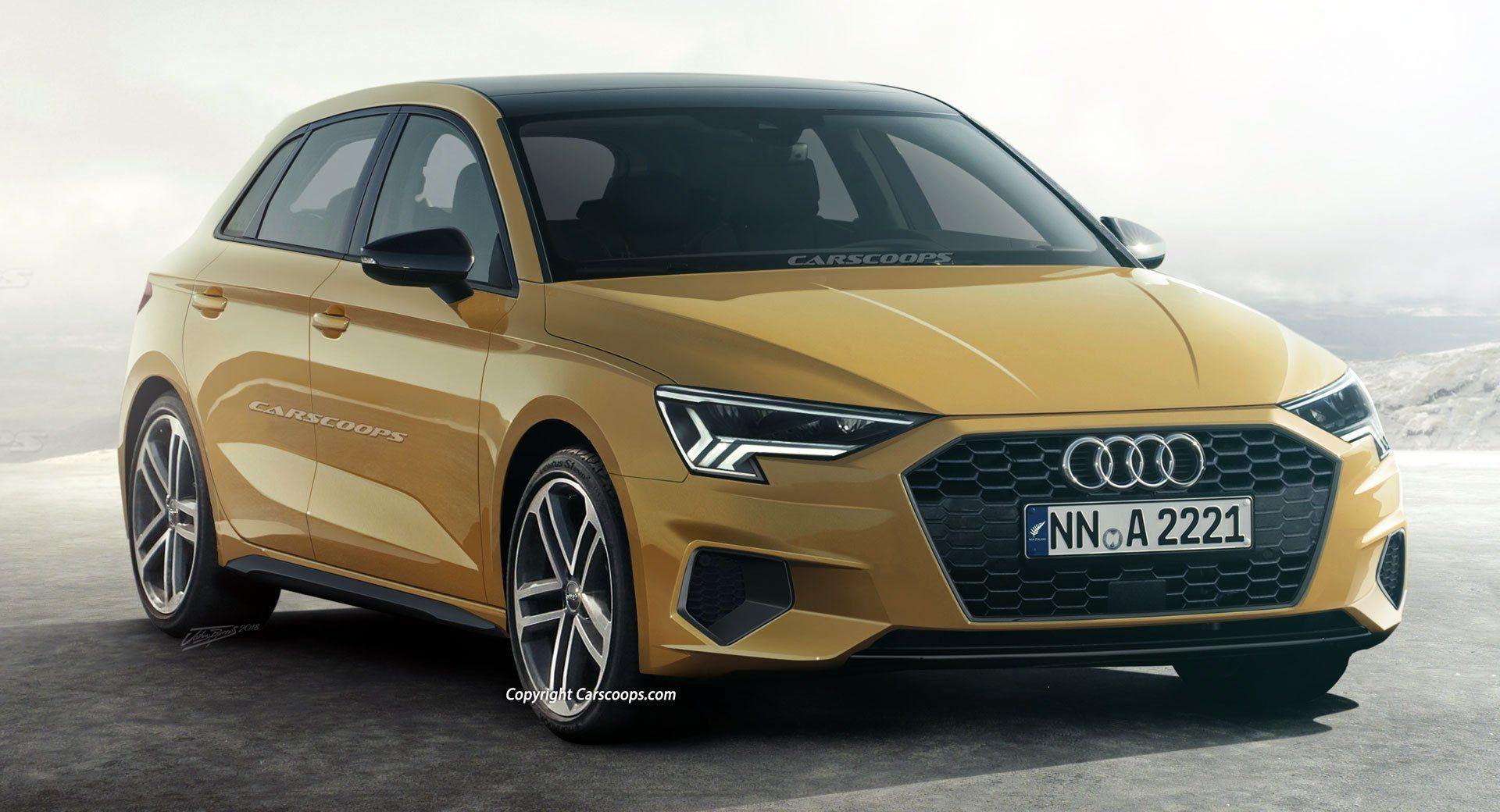 2019 Audi A3 Hatchback Wallpapers