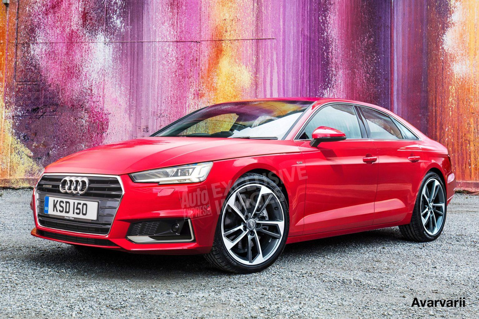 2019 Audi A3 Coupe Top Wallpapers