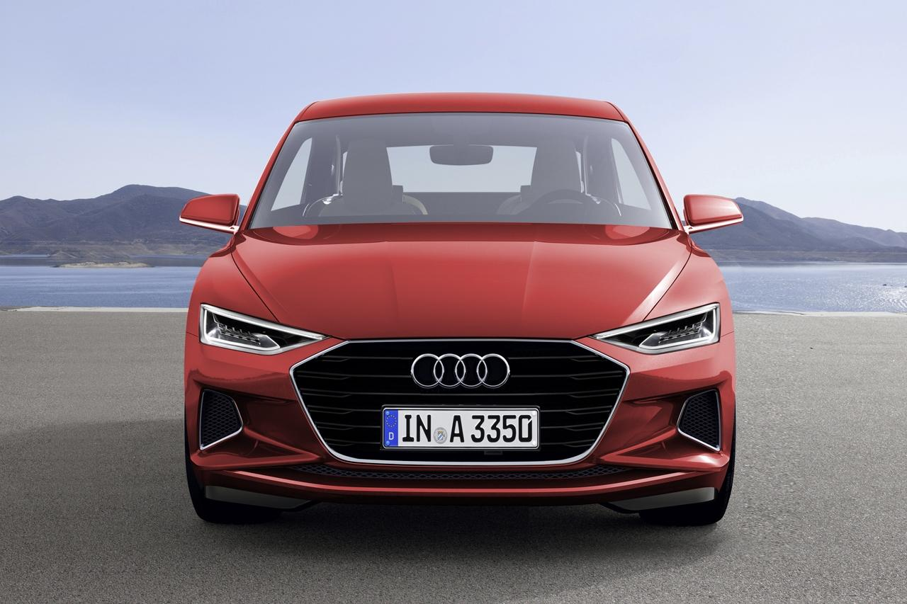 2019 Audi A3 Coupe Front Wallpapers