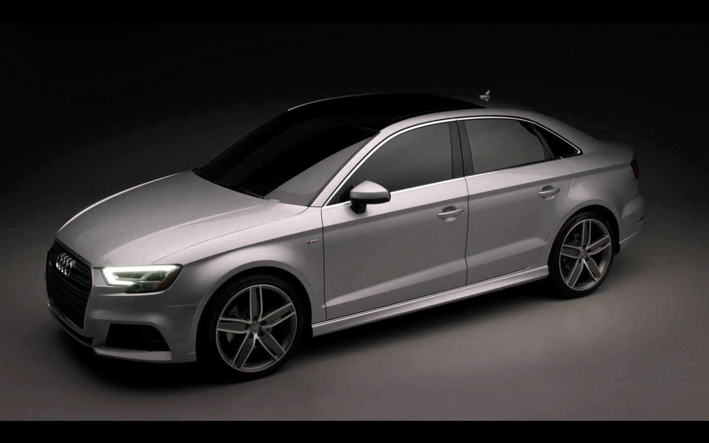 Audi A3 Sedan HD Wallpapers