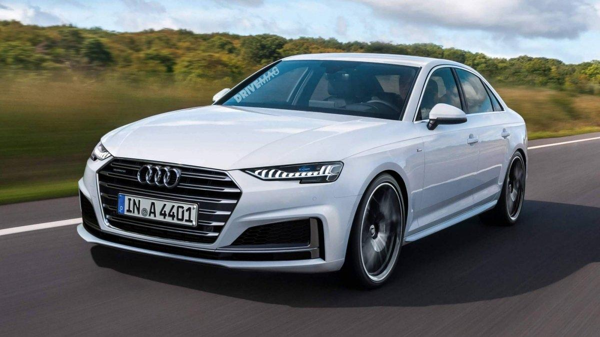 2019 Audi A4 Exterior High Resolution Wallpapers