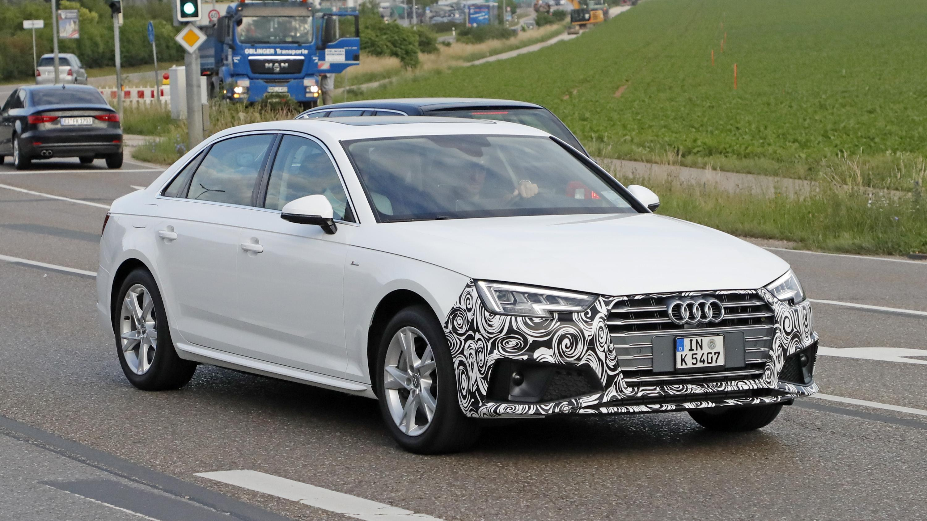 2019 Audi A4 Pictures, Photos, Wallpapers.