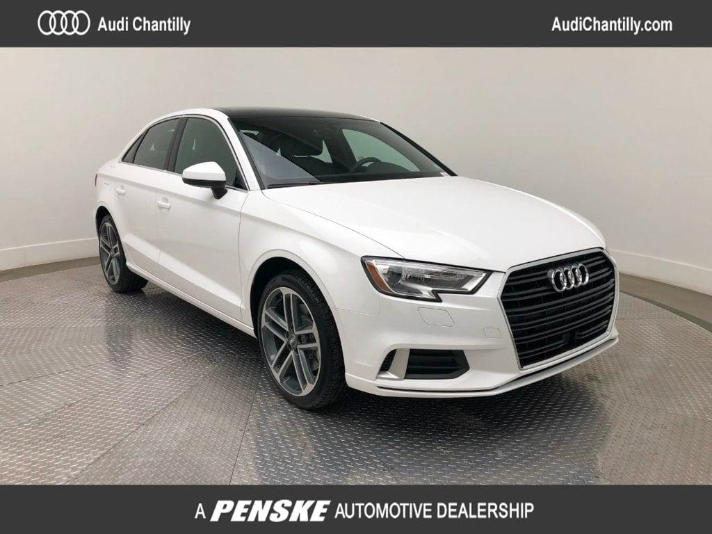 Discover the New 2019 Audi A3 For Sale at Audi Chantilly VA