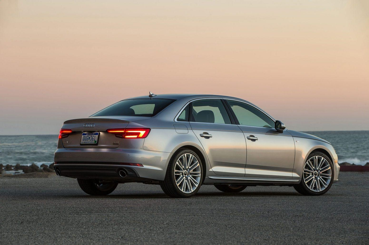 Best 2019 Audi A4 Tail Light High Resolution Wallpapers