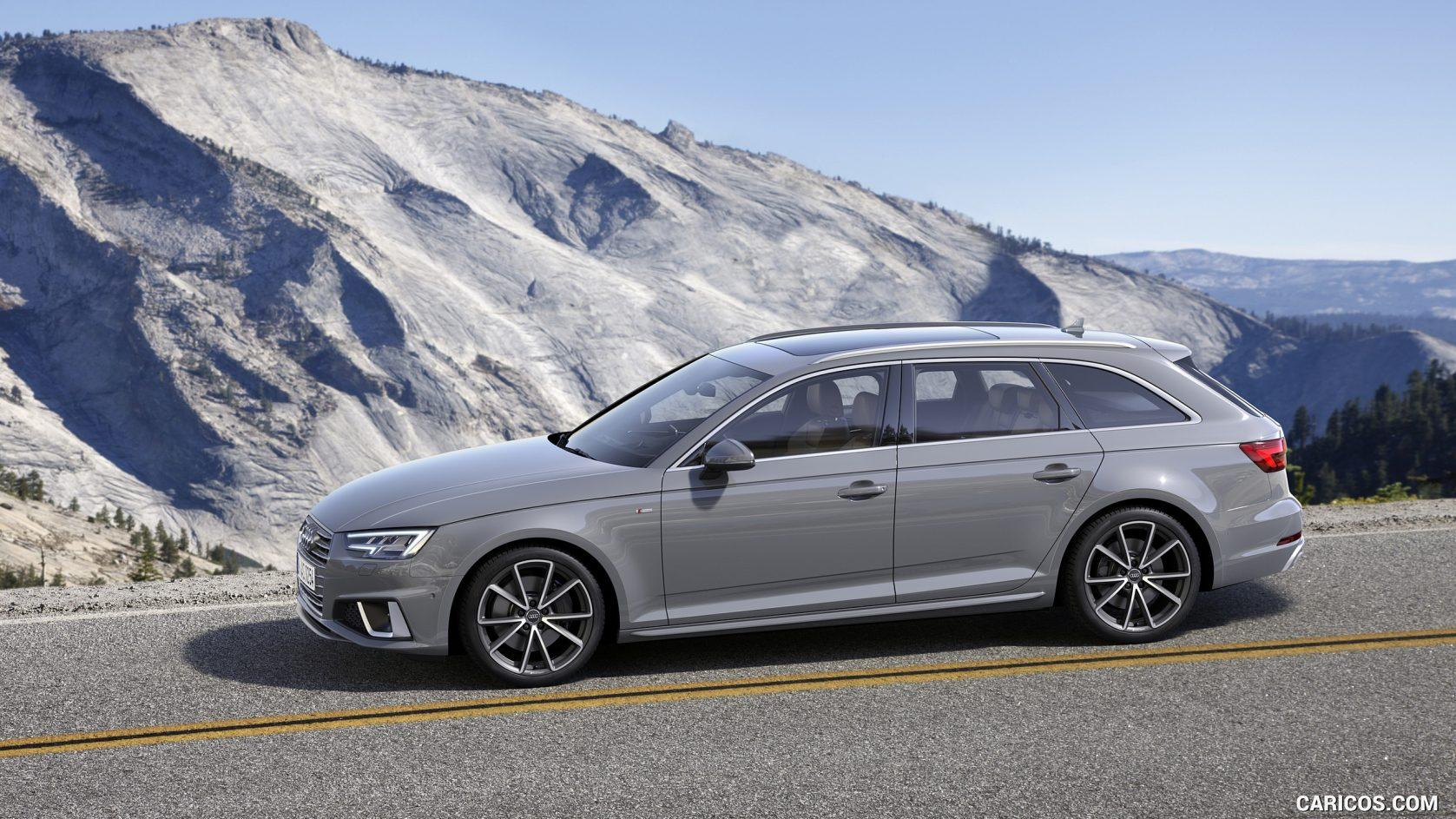 Best 2019 Audi A4 Avant Look High Resolution Wallpapers