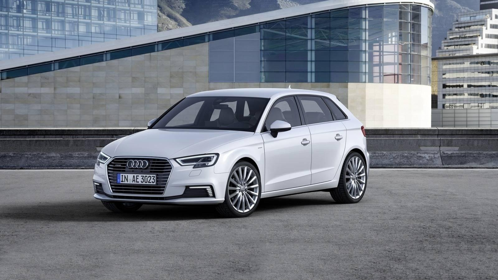 2019 Audi A3 Sportback E Tron Overview and Price