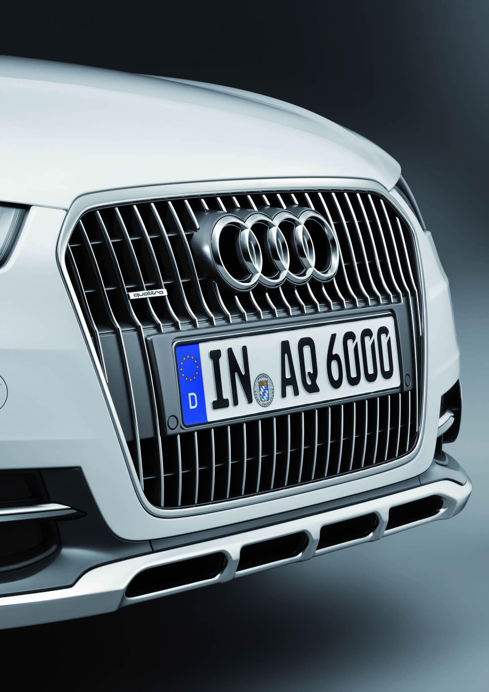 Audi A6 AllRoad wallpapers - Auto Power Girl