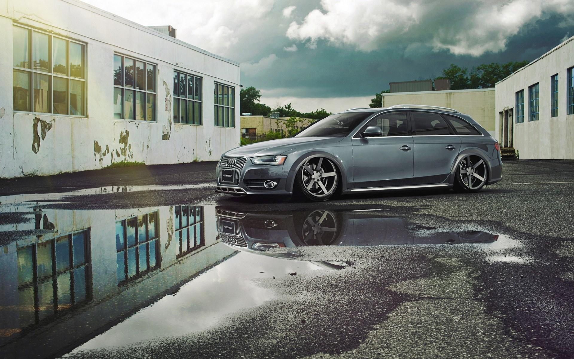 Audi A6 Allroad Car Tuning wallpaper | 1920x1200 | #15906