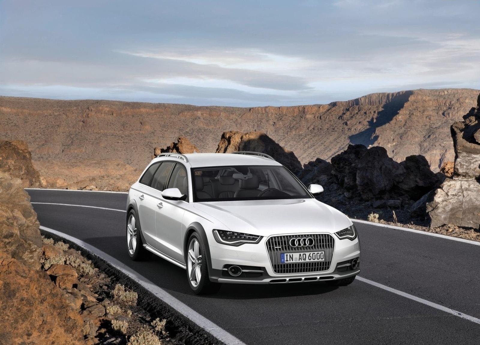 Audi A6 Allroad HD Wallpapers | The World of Audi