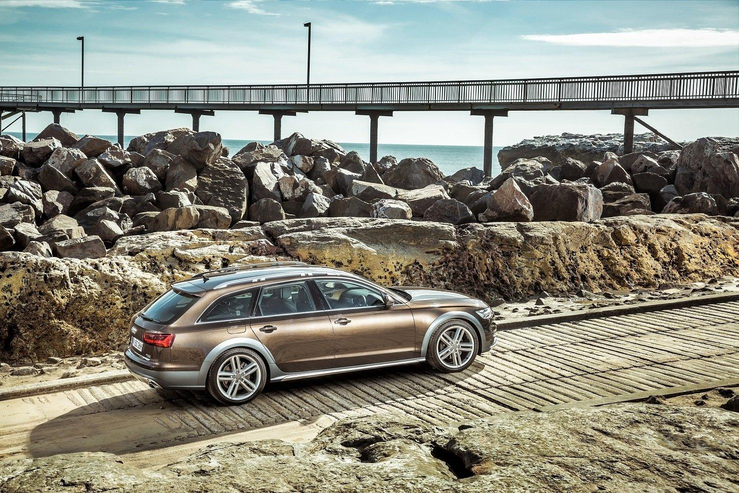 Audi-A6 Allroad 3 0 TDI quattro AU-spec 2015 cars wagon wallpaper ...